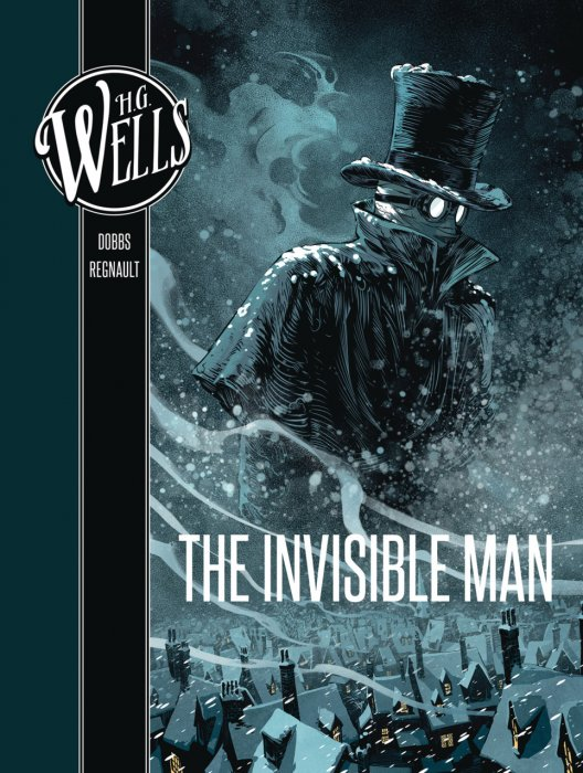 H.G. Wells - The Invisible Man #1 - GN