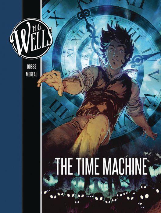 H.G. Wells - The Time Machine #1 - GN