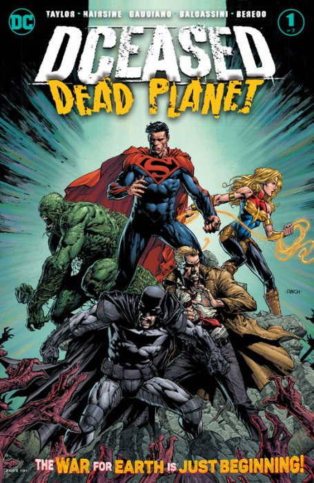 Dceased - Dead Planet #1