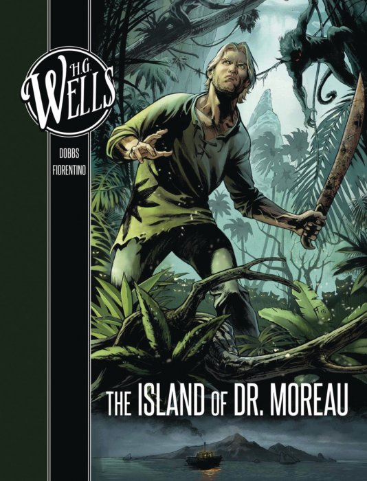 H.G. Wells - The Island of Dr. Moreau #1 - GN