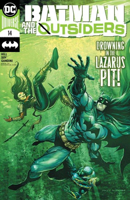 Batman & the Outsiders #14