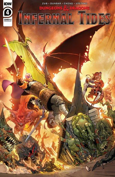 Dungeons & Dragons - Infernal Tides #4