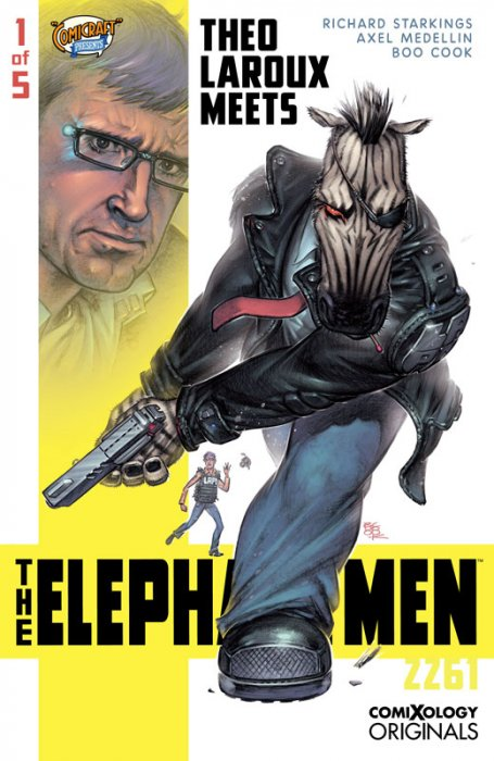 Elephantmen - Theo Laroux Meets the Elephantmen! #1