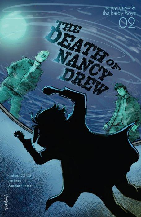 Nancy Drew - The Death of Nancy Drew #2