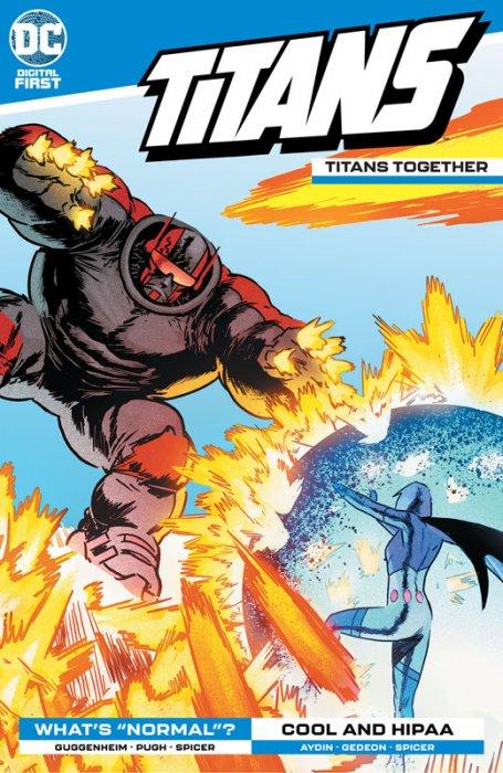 Titans - Titans Together #3