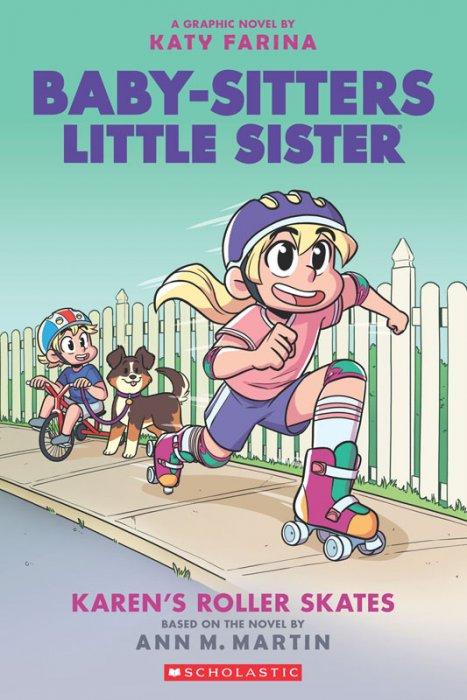 Baby-Sitters Little Sister #2 - Karen's Roller Skates
