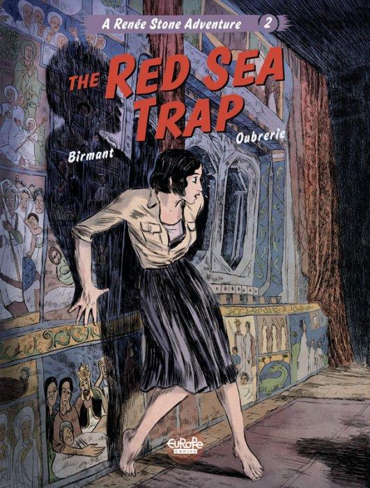 Renée Stone #2 - The Red Sea Trap