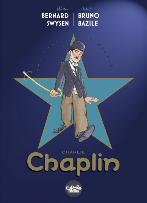 The Stars of History - Charlie Chaplin #1