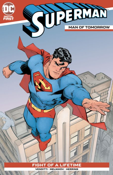 Superman - Man of Tomorrow #11