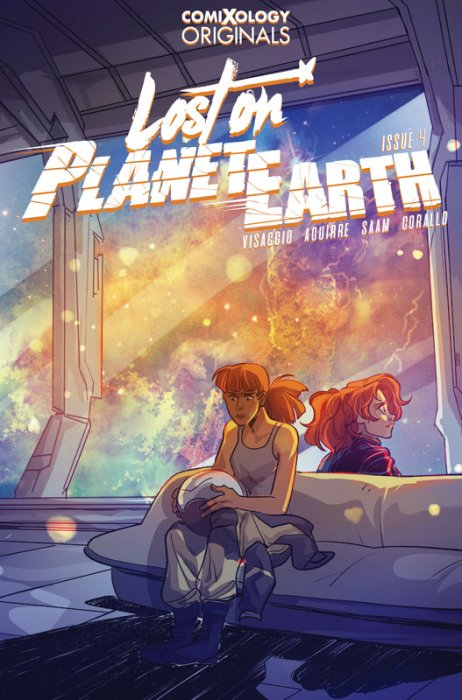 Lost on Planet Earth #4