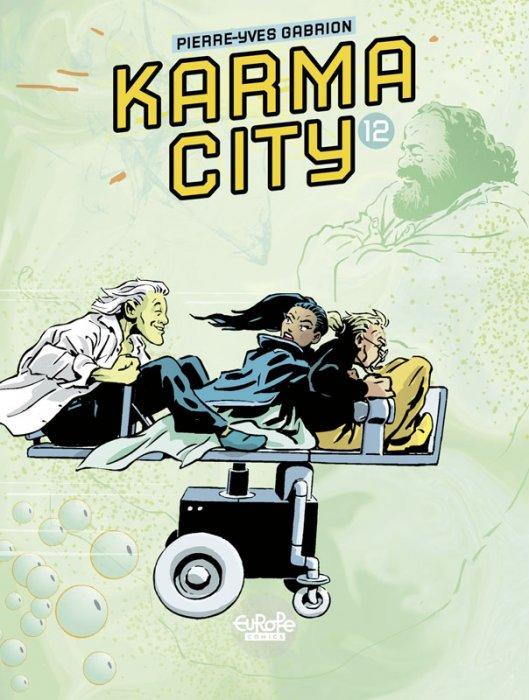 Karma City #12
