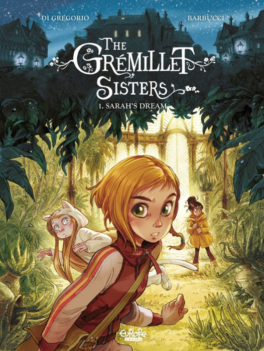 The Grémillet Sisters #1 - Sarah's Dream