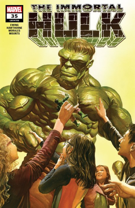 Immortal Hulk #35