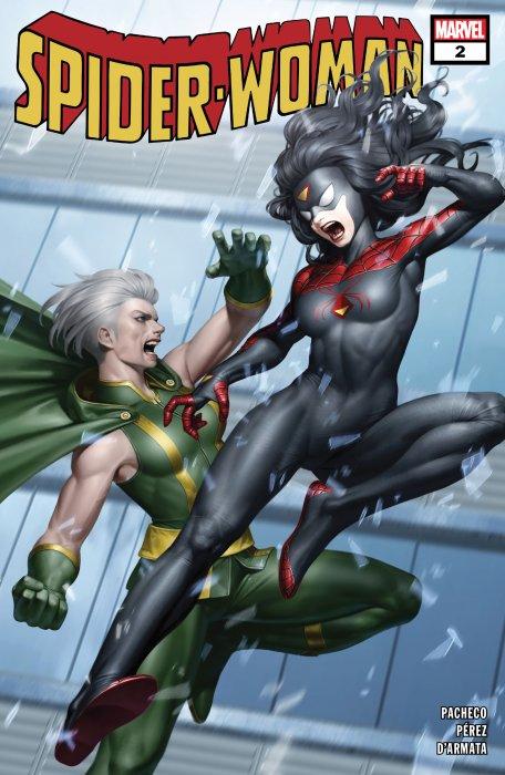 Spider-Woman #2