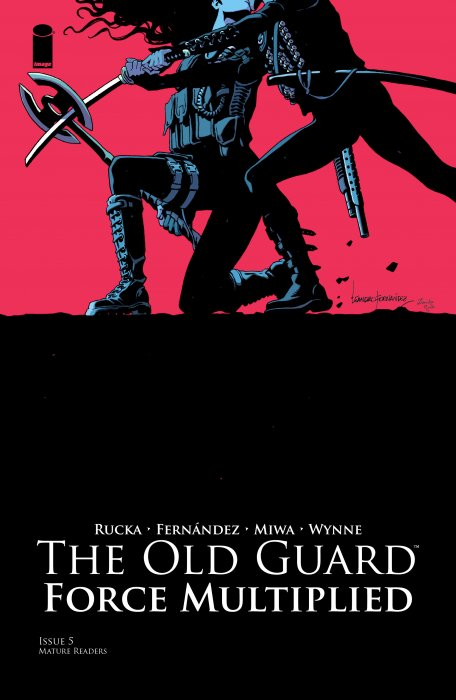 The Old Guard - Force Multiplied #5