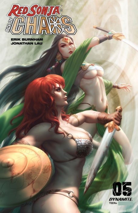 Red Sonja - Age of Chaos #5