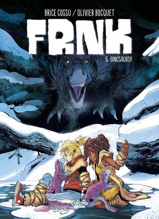 FRNK #6 - Dinosaurs!!