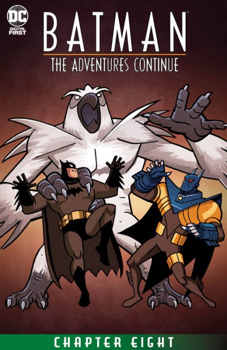 Batman - The Adventures Continue #8