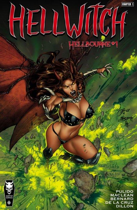 Hellwitch #1 - Hellbourne