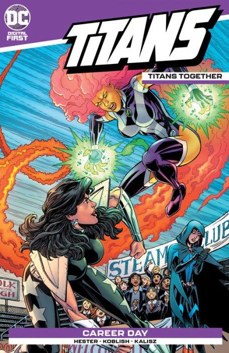 Titans - Titans Together #4