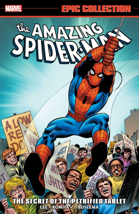 Amazing Spider-Man Epic Collection Vol.5 - The Secret of the Petrified Tablet
