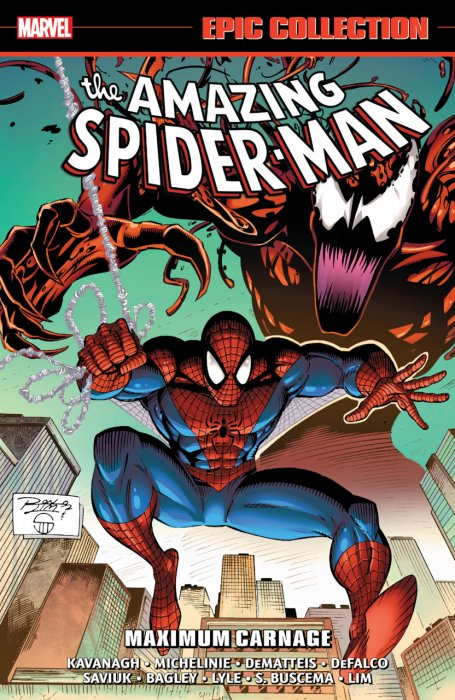 Amazing Spider-Man Epic Collection Vol.25 - Maximum Carnage