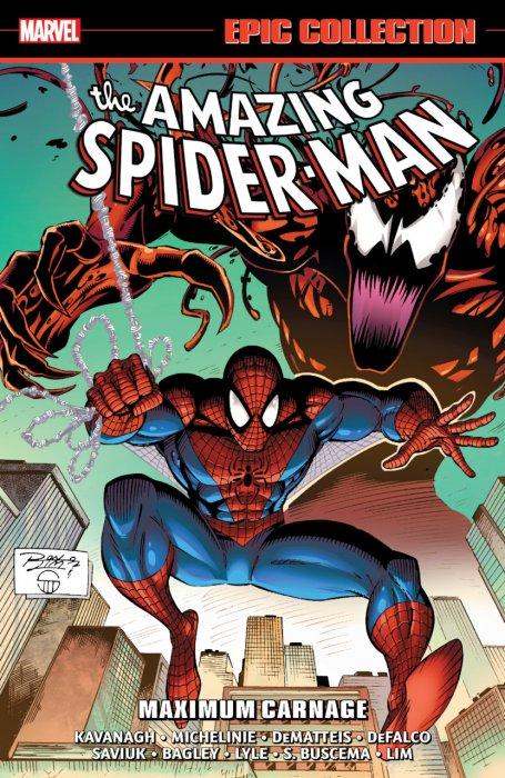 Amazing Spider-Man Epic Collection Vol.25 - Maximum Carnage