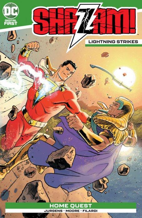 SHAZAM! - Lightning Strikes #1