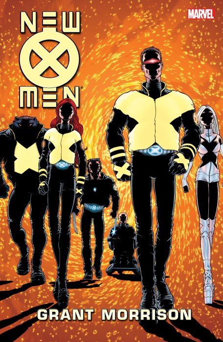 New X-Men by Grant Morrison Ultimate Collection Book 1-3