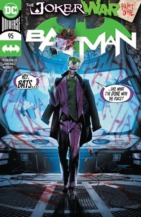 Batman Vol.3 #95