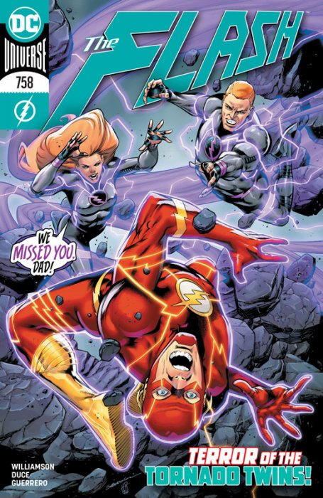 The Flash #758