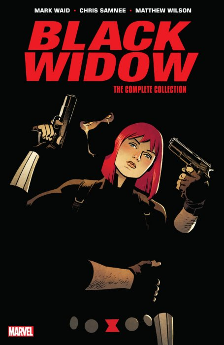 Black Widow by Waid & Samnee - The Complete Collection #1 - TPB