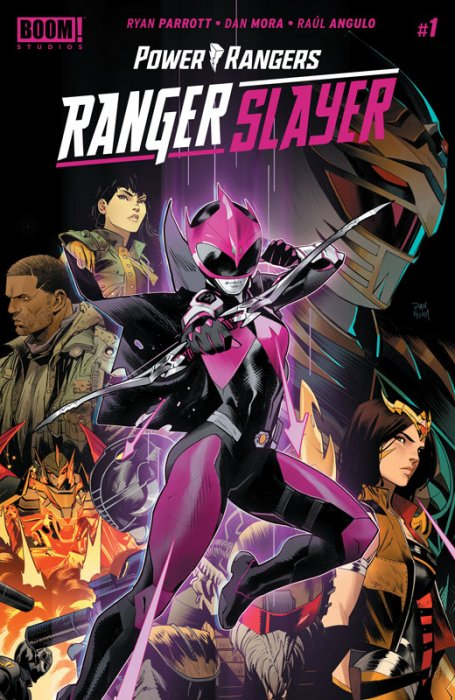 Power Rangers - Ranger Slayer #1