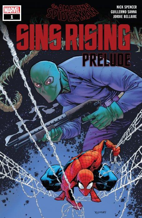 Amazing Spider-Man - Sins Rising Prelude #1