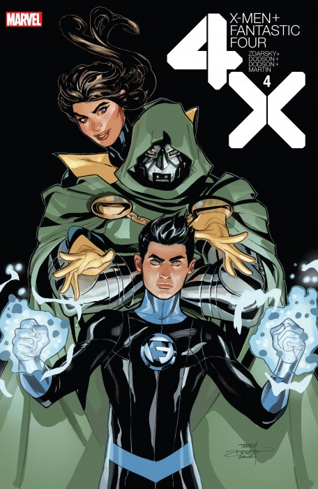 X-Men - Fantastic Four #4