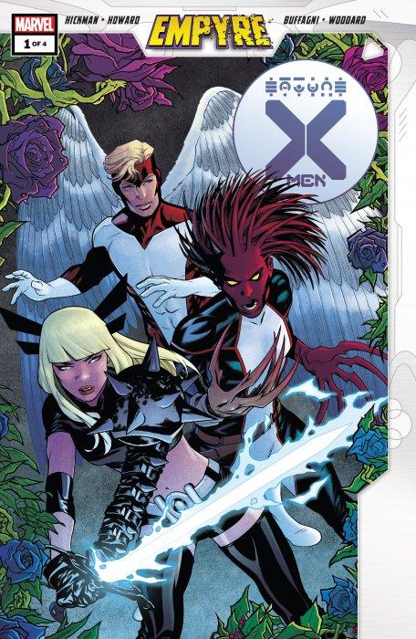 Empyre - X-Men #1