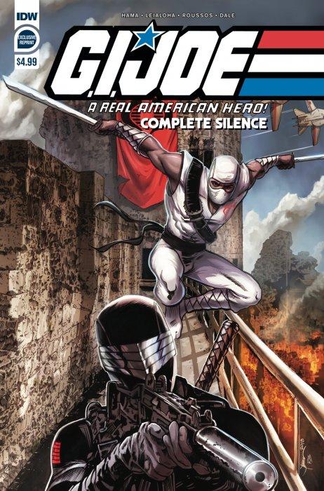 G.I. Joe - A Real American Hero - Complete Silence #1