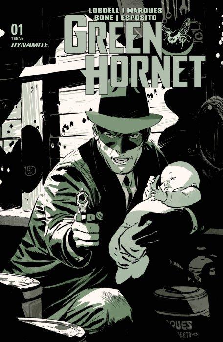 Green Hornet #1
