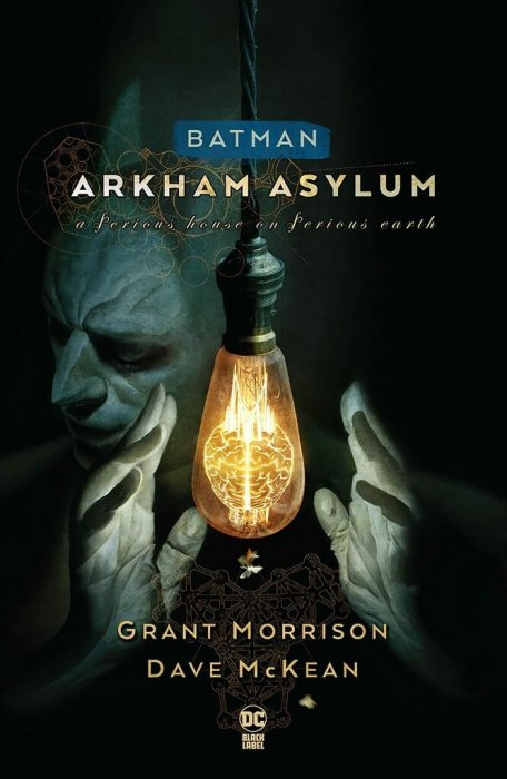 Batman - Arkham Asylum New Edition #1 - TPB
