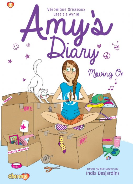 Amy's Diary #3 - Moving On!