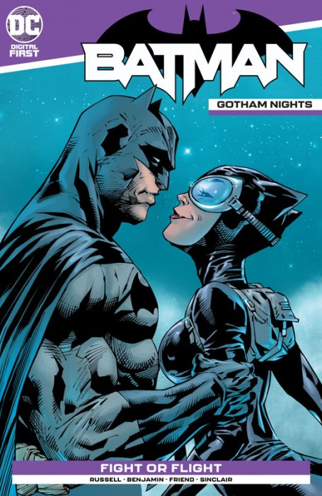 Batman - Gotham Nights #15