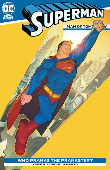 Superman - Man of Tomorrow #13
