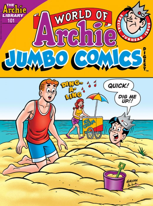 World of Archie Comics Double Digest #101