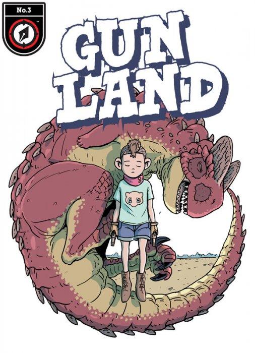 Gunland #3