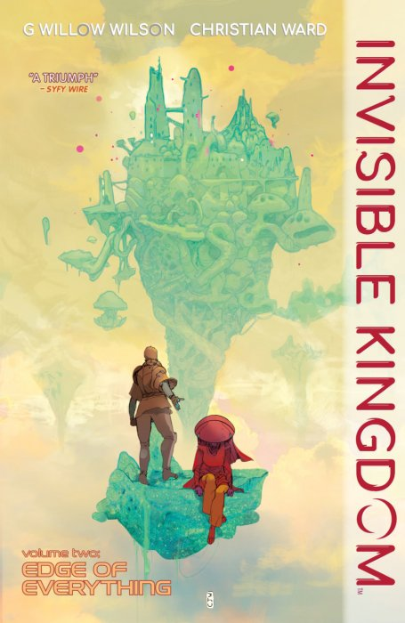 Invisible Kingdom Vol.2 - Edge of Everything