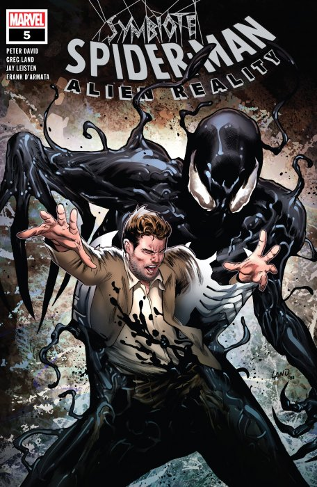 Symbiote Spider-Man - Alien Reality #5