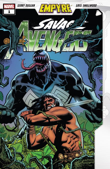 Empyre - Savage Avengers #1