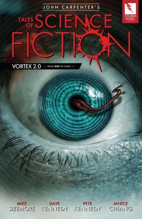 John Carpenter's Tales of Science Fiction - Vortex 2.0 #1