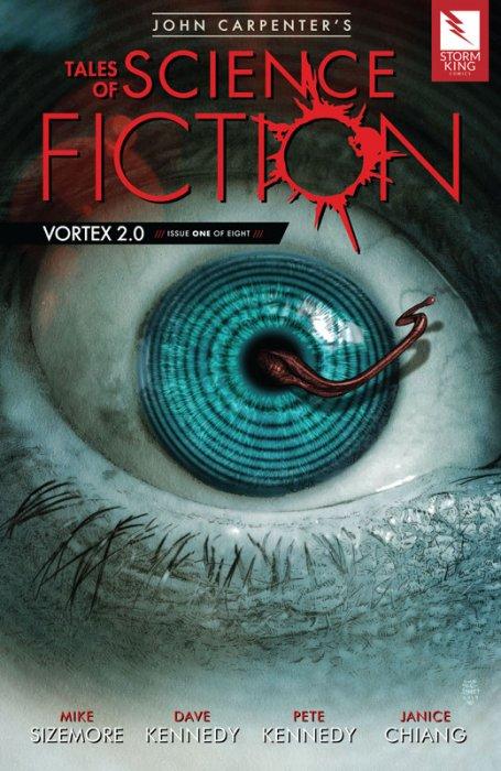 John Carpenter's Tales of Science Fiction - Vortex 2.0 #1