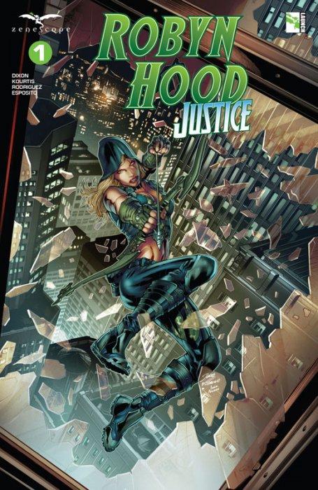 Robyn Hood - Justice #1